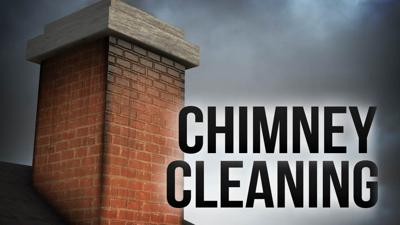 Chimney cleaning winter hack