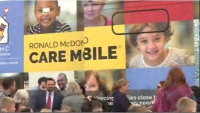 St. Vincent, Lockwood Schools, Ronald McDonald Care team up to open clinic