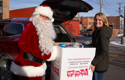 Toys for Tots Bozeman drive raised $3,750 to help more than 800 kids in the area