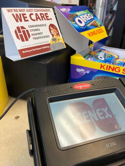 Convenience store helps stop human trafficking