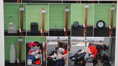 Gallatin County stolen goods online photo album