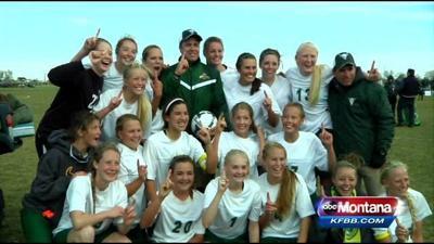 CMR Girls Win Soccer State Championship