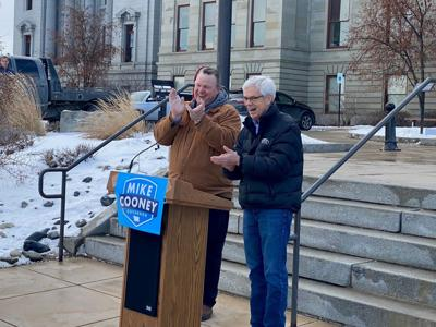 Jon Tester and Mike Cooney