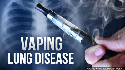 vaping e-cigarettes lung disease