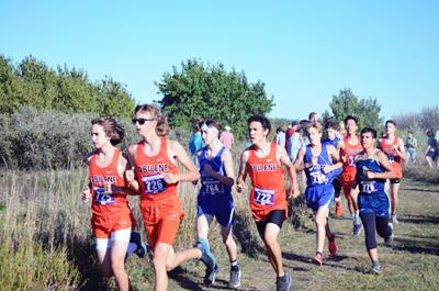 Abilene Cross Country competed at SES