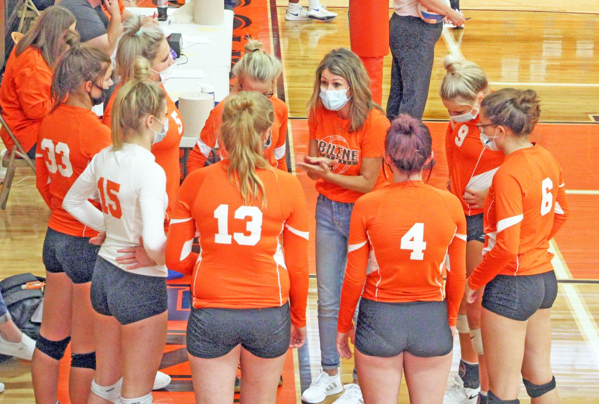 JV Volleyball 2