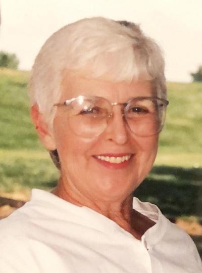 Mary Jane (Conklin) Moore