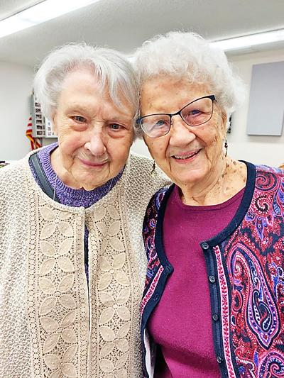 Grace Less & Margie Olson