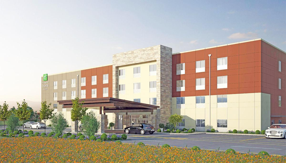 New Hotel Taking Steps Forward Plans Include 300 Person Conference Center