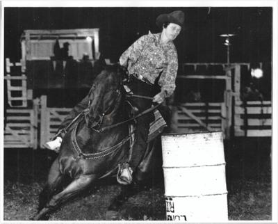 All-around cowgirl