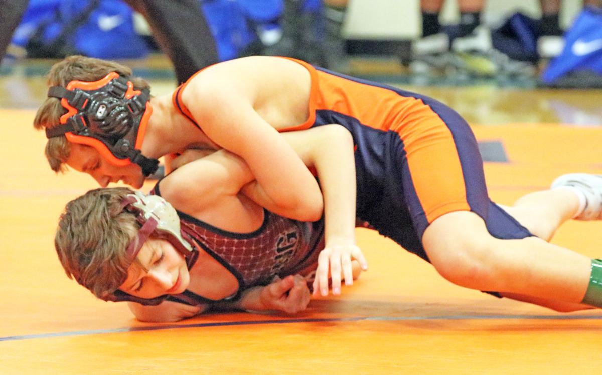 ams wrestling