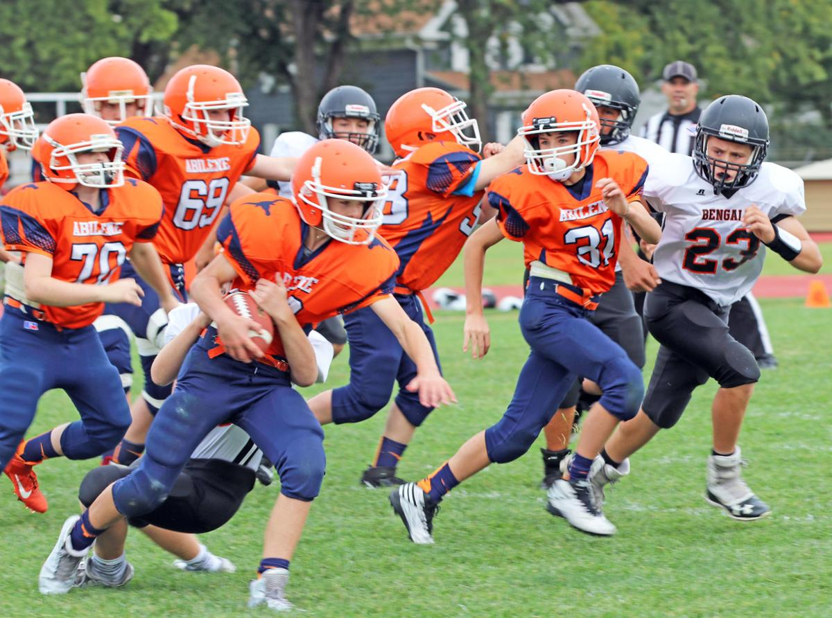7th grade run