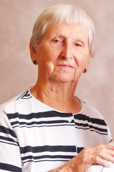 Marion E. Geist