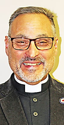 'Pastor Keith' assumes new post