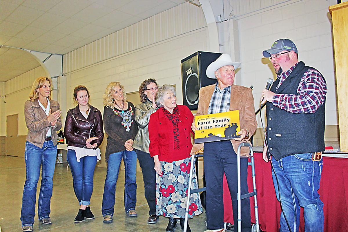 Kansas pottawatomie county fostoria - Farm Families Honored