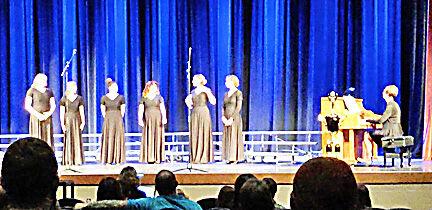 AHS select choir