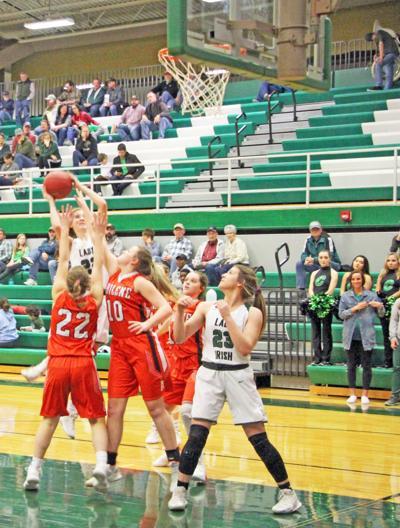 Chapman girls basketball