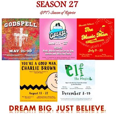 Season 27 Great Plains Theatre
