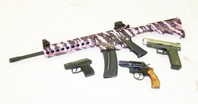 Gun interest