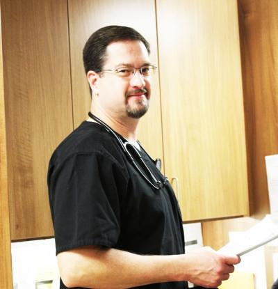 Dr. Brian Holmes