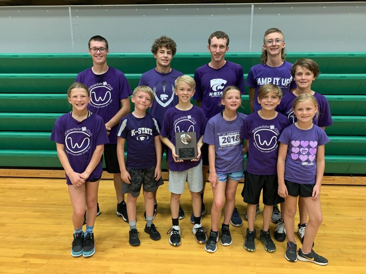 Willowdale – Boys/Co-ed Division Champions