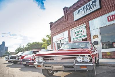 Classic Car Show Planned For Trail Event News Abilene Rc Com