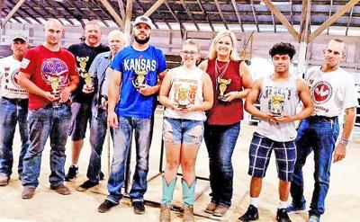 Arm Wrestling winners