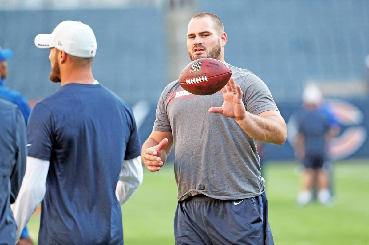 Bears center Cody Whitehair added to NFL Pro Bowl | Sports