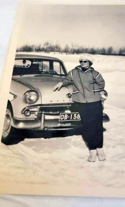 Finnish Grandmother