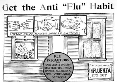 Combating the flu