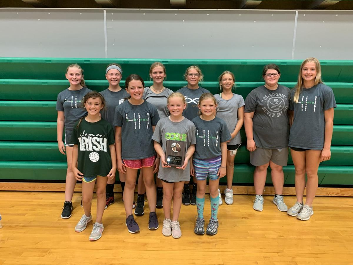 Fragrant Hilltoppers – Girls Division Champions