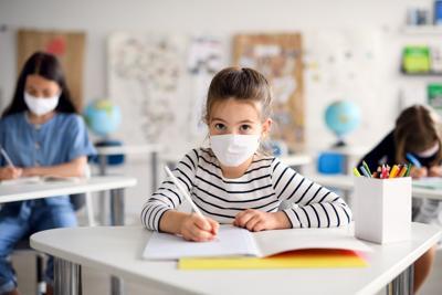classroom mask