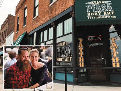 Leaving a permanent mark: Tattoo shop responds to Beverly Farm's need for personal protective equipment