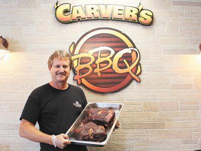 Carver's BBQ in Godfrey celebrates 20 years