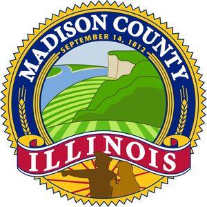 madison county seal