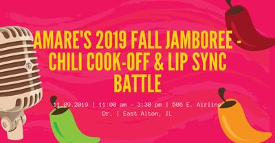 Amare's 2019 Fall Jamboree - Chili Cook-Off & Lip Sync Battle