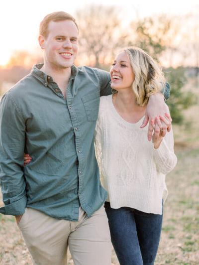 Claywell-Reft Engagement