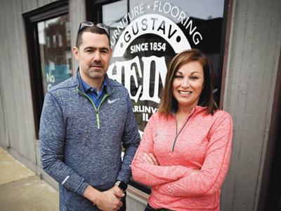 """One-stop shop:"" Designer joins Heinz Furniture and Flooring team"