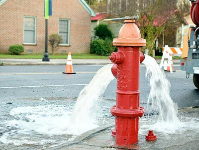 Illinois American Water to flush hydrants