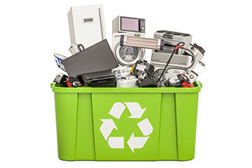 L&C, CJD e-Cycling to Host E-Waste Drive