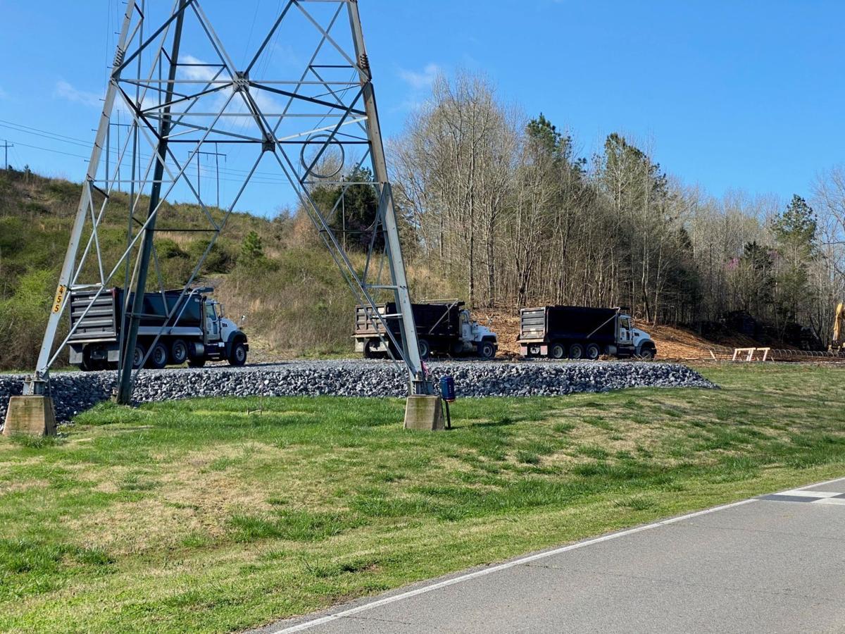 Dam Work