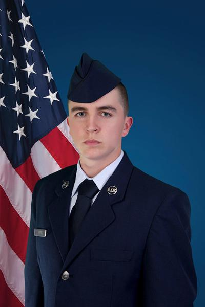 Airman Colton Smith