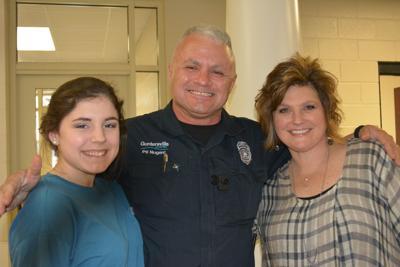 Brianna, Officer Nugent, Nurse Nabors
