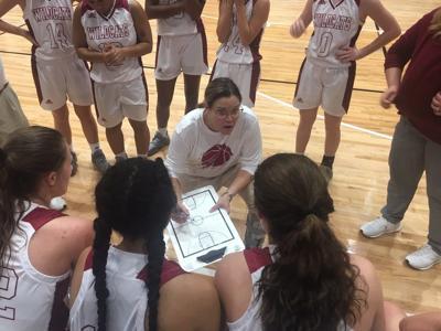 Coach Heather Powell