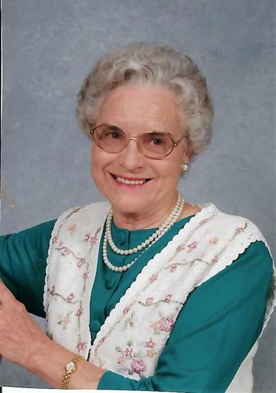 Eva Mae Brewer