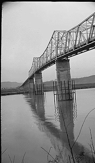 The Old George Houston Bridge