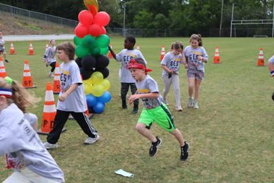 G'ville Elementary Fun Run
