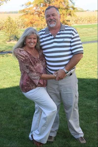 Julie and John Bolton