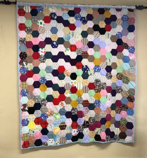 Claude Hundley's Quilt