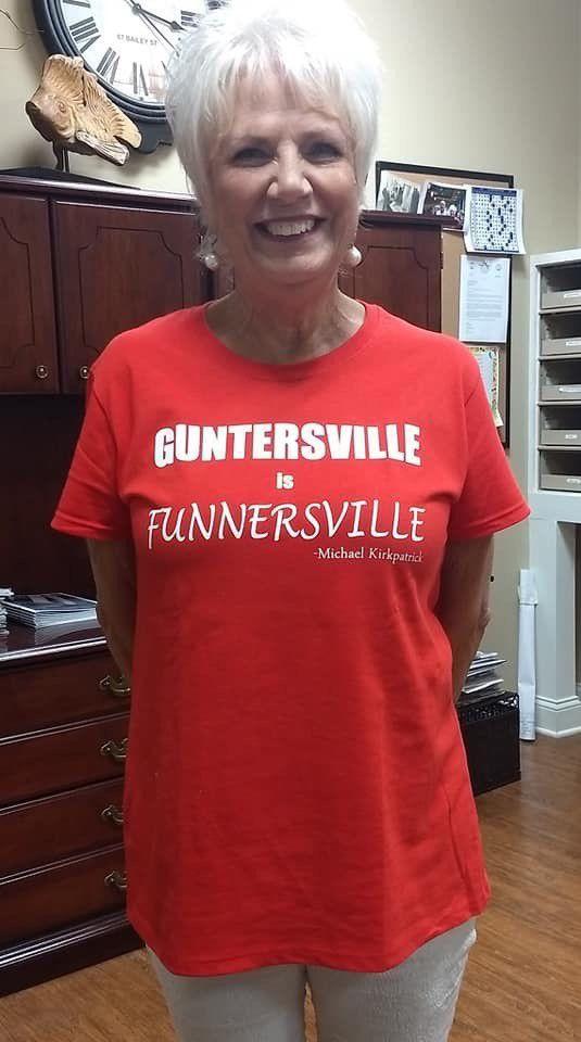 Guntersville is Funnersville